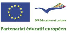 Grundtvig EU logo